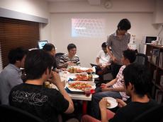 アイキャッチ画像:『Tokyo WebGL Drinkup』が開催されました