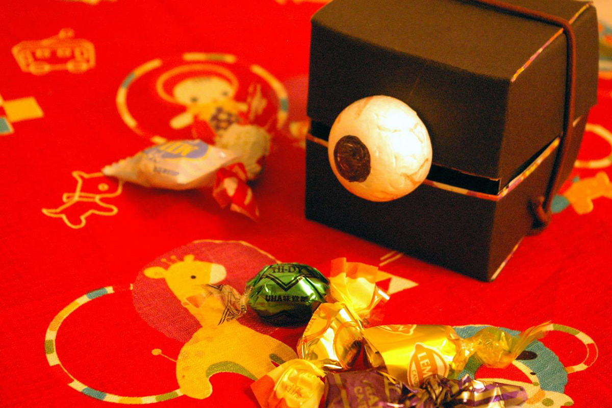 アイキャッチ画像:『ヨサクノハヤシ:びっくり箱の十月』を開催しました