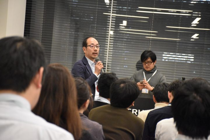 参加者からの質問に答える武山政直先生