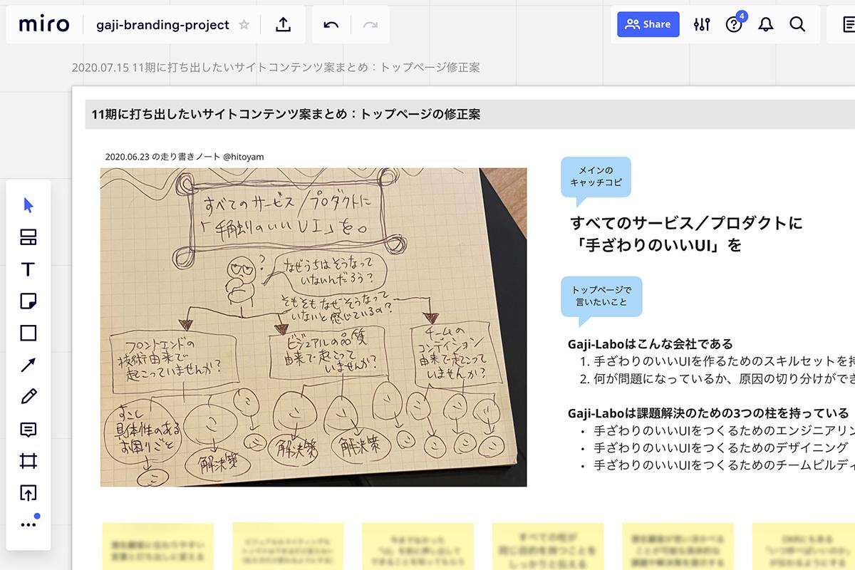 アイキャッチ画像:Gaji-Laboは「手ざわりのいいUI」を届けられる会社です