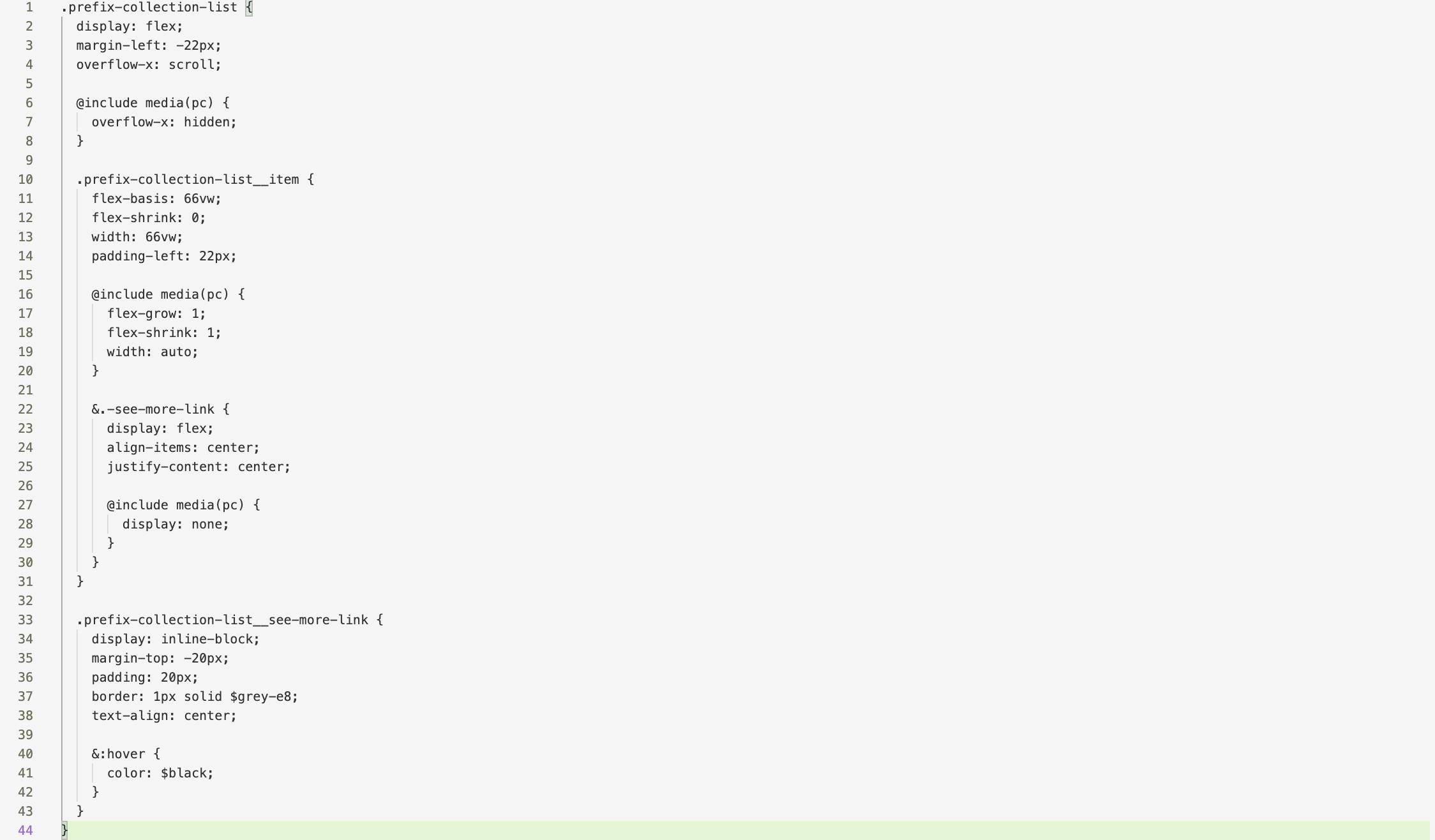 アイキャッチ画像:運用フェーズを見据えた Shopify の CSS コーディングルール