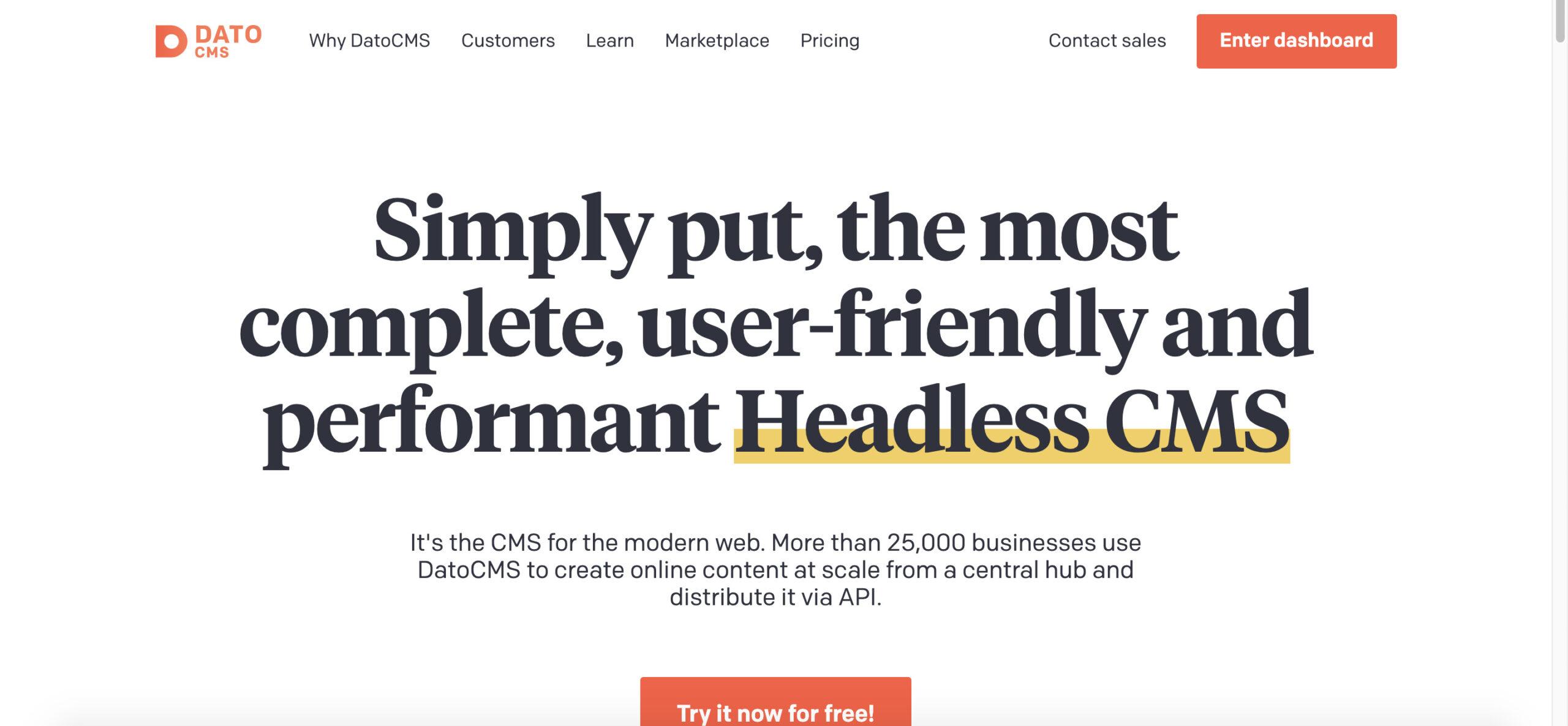アイキャッチ画像:コーポレートサイトの改善にあたって Headless CMS をいくつか検討してみた